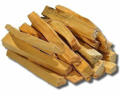 PALO SANTO Holy Wood Incense Sticks Smudge Sticks – Pack of 2 Sticks