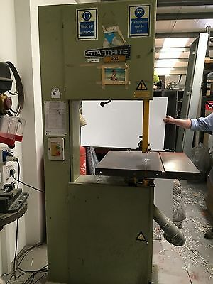 Startrite 502 BandSaw - Single Phase 240v