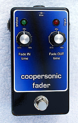 Coopersonic FADER pedal