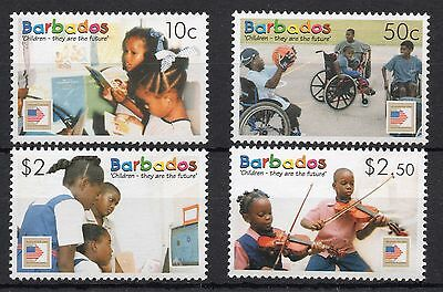 Barbados 2006 Children are the Future  set UM (MNH)