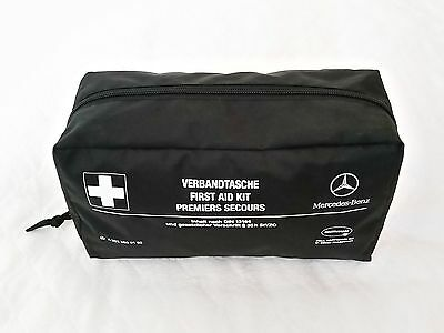 Mercedes OEM First Aid Kit Bag