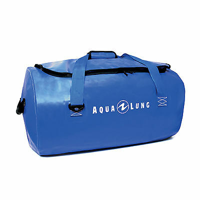 AquaLung Defense Duffle Bag 85 Liter blau