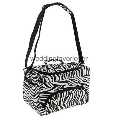 Hair Tools College Salon Session Carry Bag for Hairdressing Brush Clip Dryer