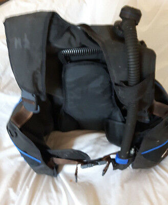 Oceanic Buoyancy Compensator/BCD Jacket Size Medium
