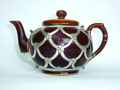 Rare Jug Silver England London Ernest Lloyd Lawrence Wright's Patent 28 295