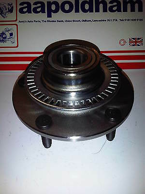 FORD TRANSIT MK6 2.0 Di TDCi FWD 2000-2006 1x NEW REAR WHEEL BEARING + ABS RING