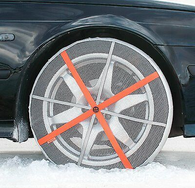 AutoSock 695 Traction Aid for Mud Ice Snow. NEW Lifeline AS695 Size in listing
