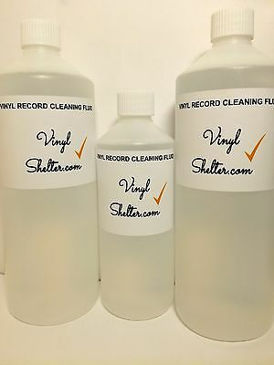2.5 Litre Vinyl Shelter Record Cleaning Fluid GOLD, Knosti, Antistat, Cleaner