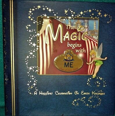 Walt Disney World Cast Member -The Magic Begins with Me - Book