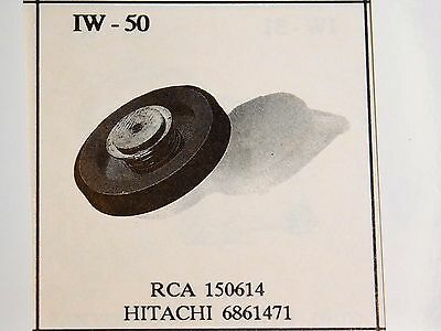 IDLER WHEEL / IW50 / RCA 150614 / HITACHI 6861471 / VCR / 1 PIECE (qzty)