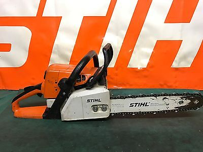 Stihl Ms230 Chainsaw Sthil Petrol Chain Saw Tool Ms250 Ms180 Ms231 Free Post