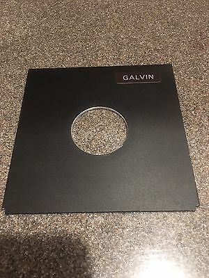 "Galvin 5""x5"" Lens Board Copal 1 72mm For View Camera"