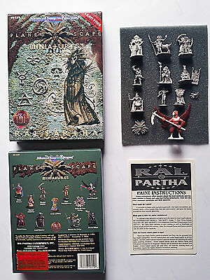 Ral Partha - Planescape Miniatures - Advanced Dungeons & Dragons - 10-519