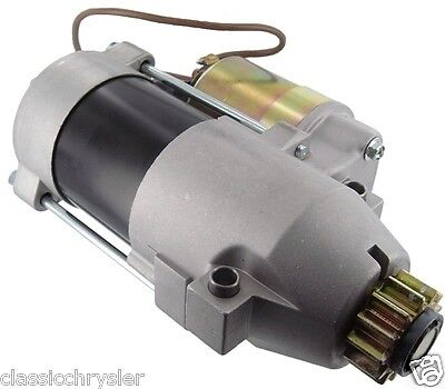 STARTER FITS YAMAHA OUTBOARD MARINE T60TLR and others replaces  6C5-81800-00-00