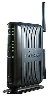 Actiontec 300 Mbps Wireless N ADSL Modem Router GT784WN