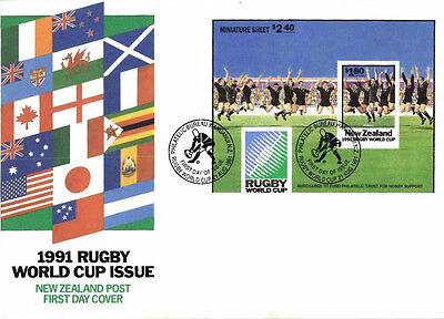 New Zealand Extra Large 1991 Rugby World Cup