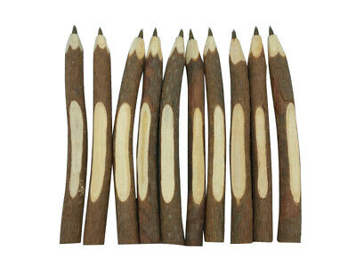 10 x Wooden Twig Pens - Natural Pen - Photo Prop - Stationery!