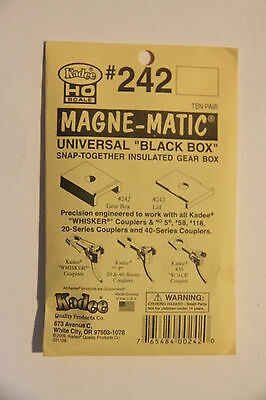 "#242  KADEE Universal  ""Black Box""  for Couplers"