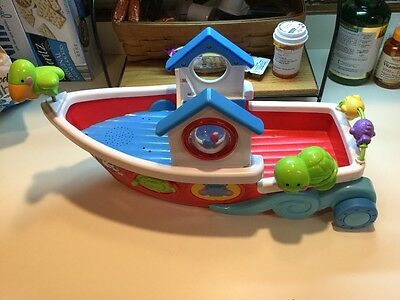 Fisher-Price Amazing Animals Musical Rolling Ark