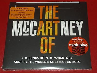 The Art of Mccartney by Various Artists 2CD +2