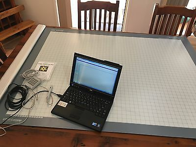 "GTCO 36x48"" Roll up III DIGITISER / DIGITIZER - AS NEW CONDITION"