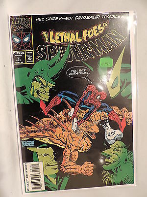 #2 The Lethal Foes of Spider-Man 1993  Marvel Comics C191
