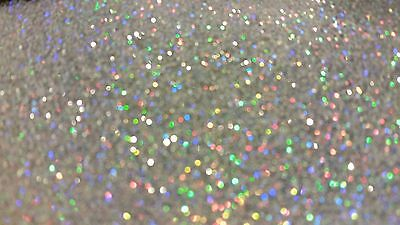 .008 MINI CHROME PRISM Metal Flake, 4oz Holographic Silver Custom Paint Additive