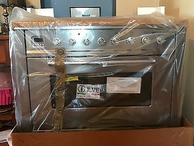 ILVE free standing cooker stove 90 cm - new in box