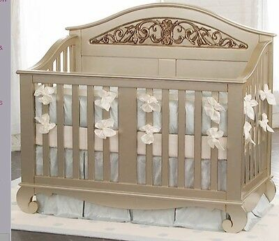 Bratt decor nursery furniture set