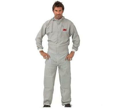 3M Reusable Coveralls Spray Painting Overalls Automotive Work Wear Suit Paint Re