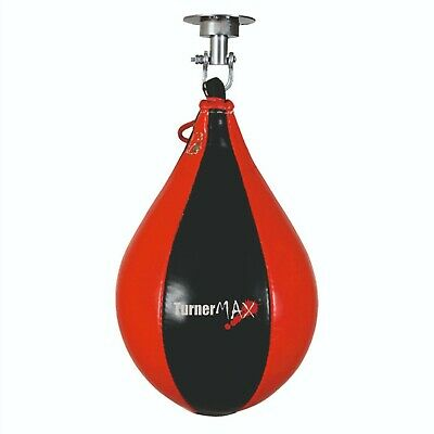 TurnerMAX Speed Ball Boxing Punch Bag Training MMA Speedball