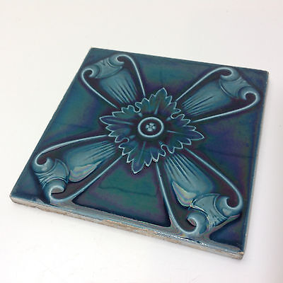 Antique Victorian Tile
