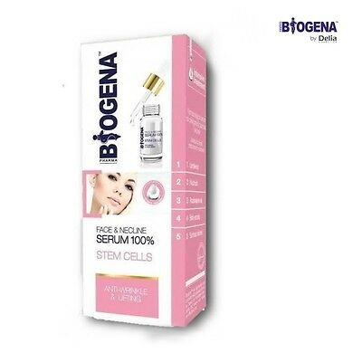 Biogena SERUM CELULAS MADRE 10ml