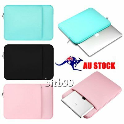 "Laptop Sleeve Case Carry Bag Notebook For Macbook Air/Pro/Retina 11/13/15"" LOT A"