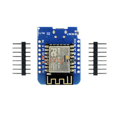 ESP12 NodeMCU Lua  ESP8266 ESP-12 WeMos D1 Mini WIFI Dev Kit Development Board