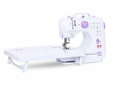 Household Sewing Tool Multifunction Electric Overlock Sewing Machine 12 Stitches
