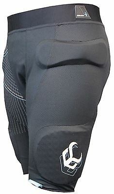 Demon Flex-Force Pro Women's Impact Shorts Ski Snowboard Protection New 2015