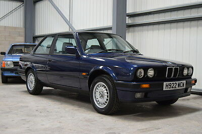 E30 1990 BMW 318i Lux 2 Door Coupe, 44301 Miles Truly, Truly Stunning Throughout