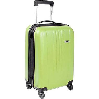 """Skyway Luggage Cirrus 19"""" Carry on Expandable Spinner Upright Citron"""