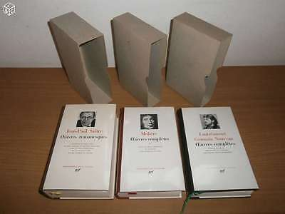 Collection La Pleiade (volumes neufs)