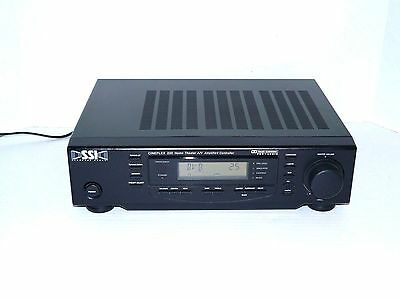SSI 5.1 Surround Sound Home Theater A/V Amplified Controller Cineplex 220
