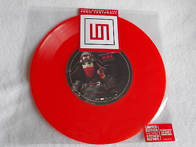 30 Seconds To Mars-From Yesterday Ltd One Sided Etched Red Vinyl (Uk Press)
