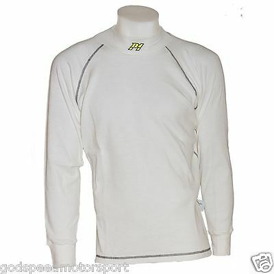 P1 Standard Fit Long Sleeved Nomex Top Underwear FIA Race, Rally, Motorsport