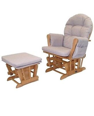 Glider Nursing Chair Rocking Chair Babylo