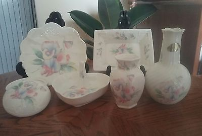 Aynsley little sweetheart,Six pieces,super condition,