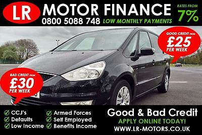Guaranteed car finance bad credit ford galaxy 1 8 tdci for Ford motor credit financing