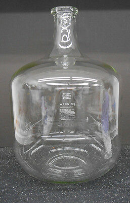 Pryex1595-12 12 Gal/ 45.5L Carboy Shaped Heavy Wall Solution Bottle