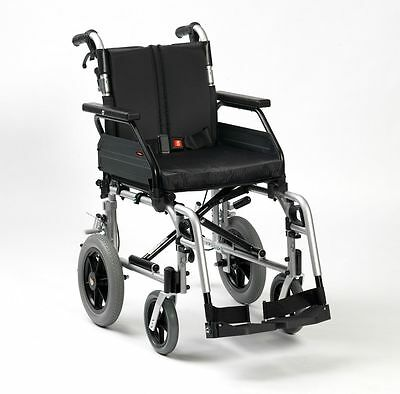Enigma XS 2 Lightweight Folding transit wheelchair – Crash tested