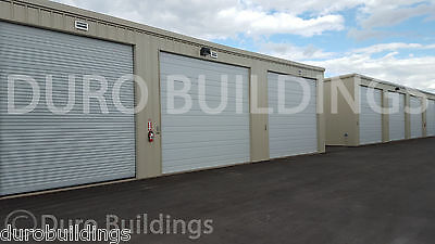 DURO Steel Prefab RV & Boat Storage 30x132x16 Metal Building Structures DiRECT