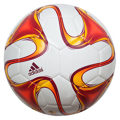 Adidas UEFA Europa League Official Match Ball Replica Capitano Football Size 5